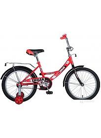 Детский велосипед Novatrack Urban 18 (красный)