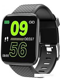 Умные часы Smarterra FitMaster Aura (черный)