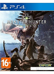 Игра Monster Hunter: World для PlayStation 4