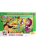 Настольная игра Умка Маша и Медведь