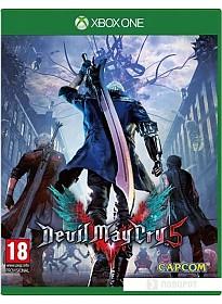 Игра Devil May Cry 5 для Xbox One