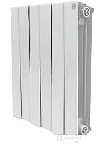 Радиатор Royal Thermo PianoForte 500 Bianco Traffico (4 секции)
