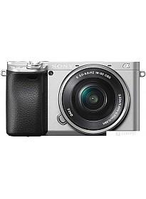 Беззеркальный фотоаппарат Sony Alpha a6400 Kit 16-50mm (серебристый)