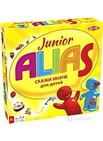 Настольная игра Tactic Alias Junior или Скажи Иначе для детей