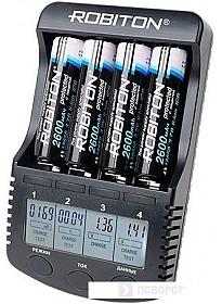 Зарядное Robiton MasterCharger Pro