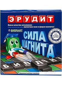 Настольная игра Биплант Эрудит. Сила магнита