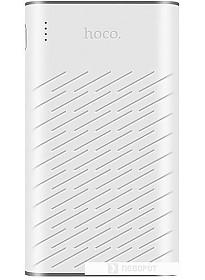 Портативное зарядное устройство Hoco B31 (белый)
