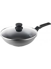 Сковорода ВОК Rondell Escurion Grey RDA-1123