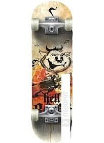 Скейтборд Спортивная Коллекция Hellboy Jr
