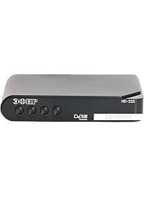 Приемник цифрового ТВ Эфир HD-555