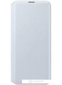 Чехол Samsung Wallet Cover для Samsung Galasxy A20 (белый)