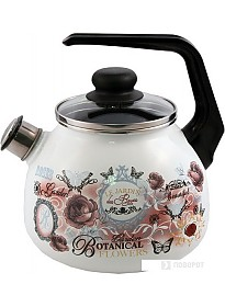 Чайник со свистком Appetite Roses 4с209я
