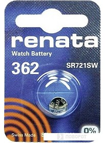 Батарейки Renata 362