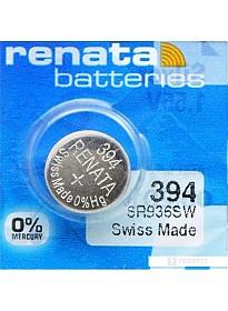 Батарейки Renata 394