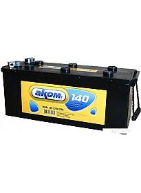 Автомобильный аккумулятор AKOM 6СТ-140L (140 А·ч)
