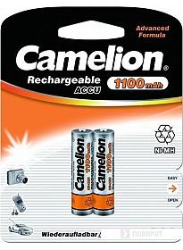 Аккумуляторы Camelion AAA 1100mAh 2 шт. [NH-AAA1100-BP2]