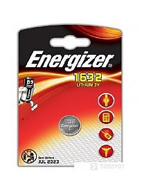 Батарейки Energizer CR1632