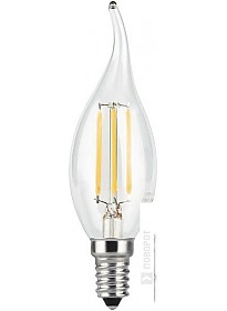 Светодиодная лампа Gauss LED Filament Candle tailed E14 7 Вт 4100 К 104801207