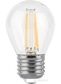 Светодиодная лампа Gauss LED Filament Globe E27 7 Вт 2700 К 105802107