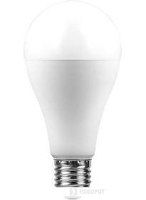 Светодиодная лампа Saffit SBA6525 E27 25 Вт 4000 К 55088