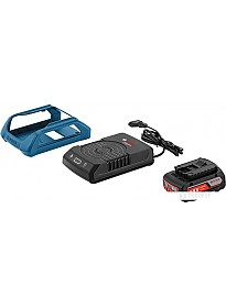 Аккумулятор с зарядным устройством Bosch 1600A003NA (18В/2 Ah + 10.8-18В)