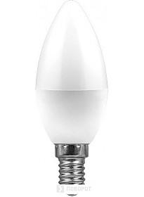 Светодиодная лампа Feron LB-570 E14 9 Вт 2700 К
