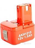 Аккумулятор Hammer AKH1215 (12В/1.5 Ah)