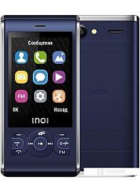 Мобильный телефон Inoi 249S (синий)