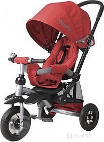 Детский велосипед Lorelli Jet Air Wheels (красный)