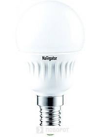 Светодиодная лампа Navigator NLL-G45 E14 7 Вт 4000 К [NLL-G45-7-230-4K-E14]