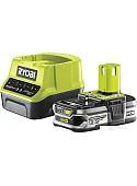 Аккумулятор с зарядным устройством Ryobi RC18120-115 ONE+ 5133003357 (18В/1.5 а*ч + 18В)