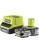 Аккумулятор с зарядным устройством Ryobi RC18120-125 ONE+ 5133003359 (18В/2.5 а*ч + 18В)