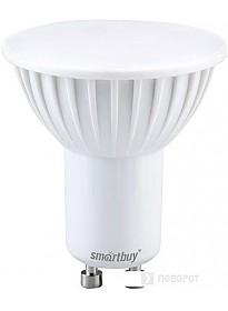 Светодиодная лампа SmartBuy GU10 7 Вт 3000 К [SBL-GU10-07-30K-N]