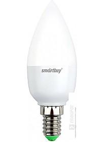 Светодиодная лампа SmartBuy С37 E14 7 Вт 3000 К [SBL-C37-07-30K-E14]