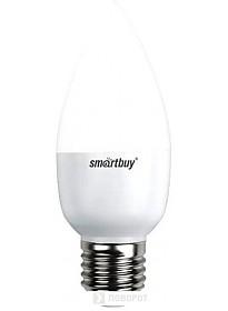 Светодиодная лампа SmartBuy С37 E27 7 Вт 4000 К [SBL-C37-07-40K-E27]