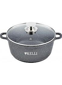 Кастрюля KELLI KL-4000-28