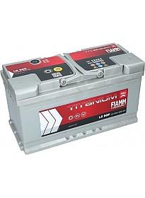Автомобильный аккумулятор FIAMM Titanium Pro (90 А·ч)