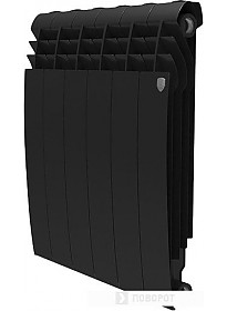 Радиатор Royal Thermo BiLiner 500 Noir Sable (4 секции)