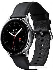 Умные часы Samsung Galaxy Watch Active2 40мм (сталь)