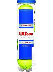 Мяч Wilson Tour Comp WRT102600 (4 шт)