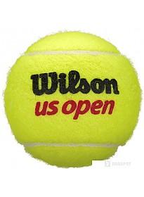 Мяч Wilson US Open WRT116200 (4 шт)