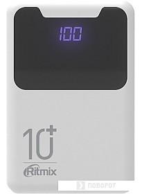 Портативное зарядное устройство Ritmix RPB-10005 (белый)