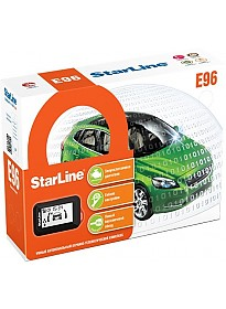 Автосигнализация StarLine E96 BT 2CAN+2LIN