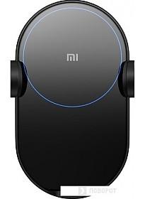Автомобильное зарядное Xiaomi Wireless Car Charger (черный)