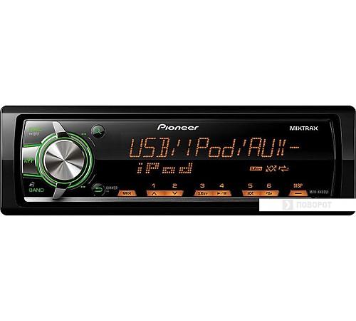 USB-магнитола Pioneer MVH-X460UI фото и картинки на Povorot.by
