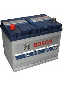 Автомобильный аккумулятор Bosch S4 027 (570413063) 70 А/ч JIS