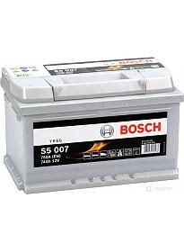 Автомобильный аккумулятор Bosch S5 007 (574402075) 74 А/ч