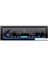 USB-магнитола JVC KD-X176