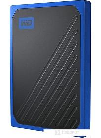 Внешний накопитель WD My Passport Go 1TB WDBMCG0010BBT