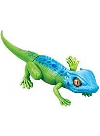Интерактивная игрушка Zuru Robo Alive Ящерица (зеленый)
